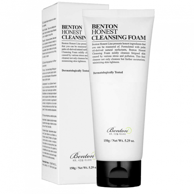 Benton - Honest Cleansing Foam 1