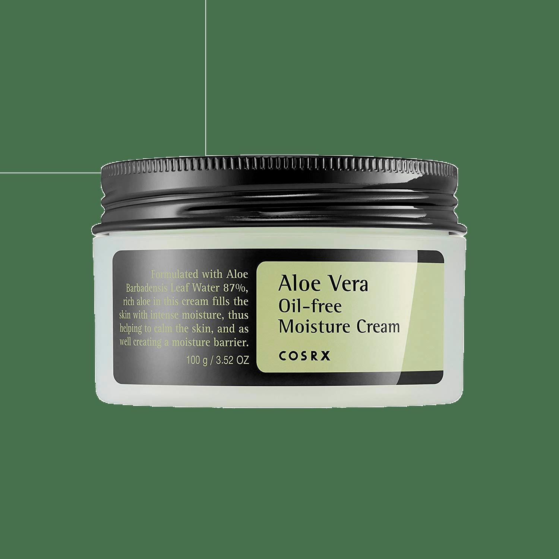 Cosrx - Aloe Vera Oil-Free Moisture Cream 1