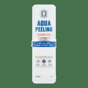 A'pieu Aqua Peeling Cotton Swab (intensive) k beauty