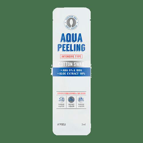 A'pieu Aqua Peeling Cotton Swab (intensive) 1