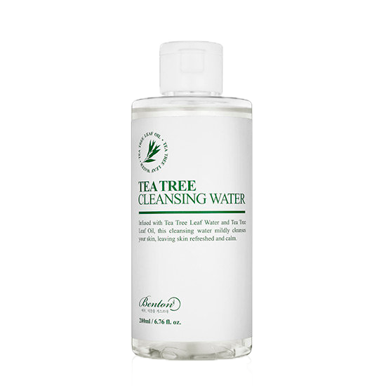 Benton - Tea Tree Cleansing water 1