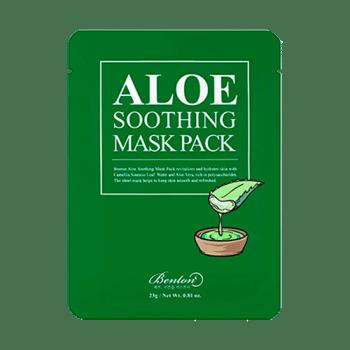 Benton – Aloe Soothing Mask k beauty