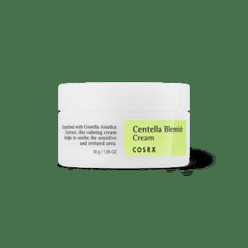 Cosrx – Centella Blemish Cream k beauty