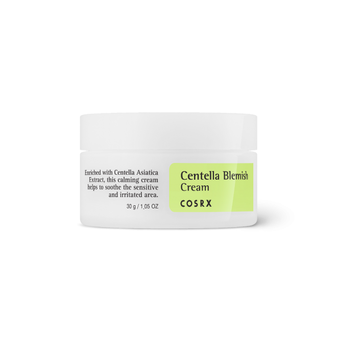 Cosrx - Centella Blemish Cream 1