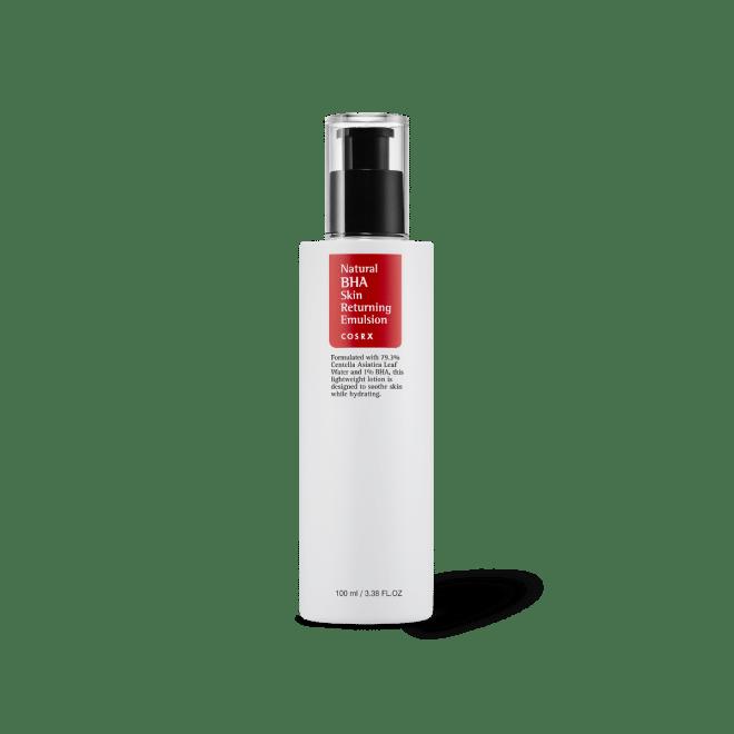 Cosrx - Natural BHA skin Returning Emulsion 1