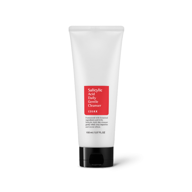 Cosrx - Salicylic Acid Daily Gentle Cleanser 1