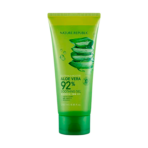 Nature Republic - Aloe Vera 92% Soothing Gel 1