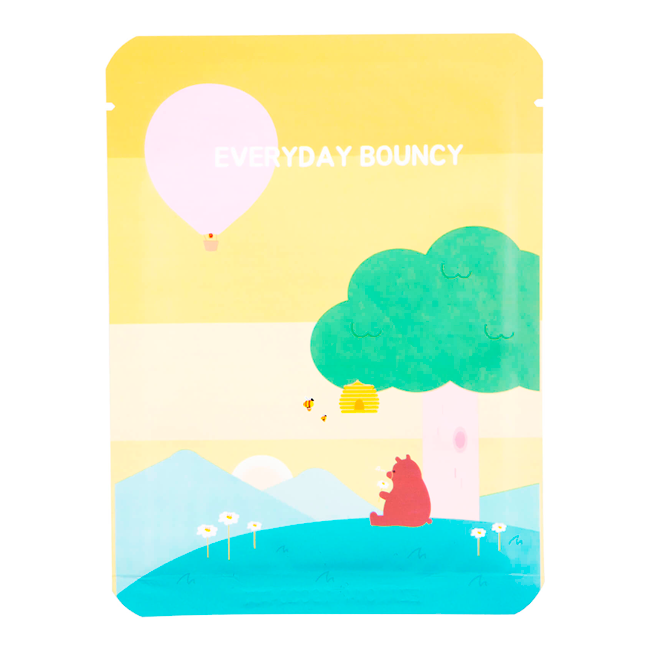 PACKage - Everyday Bouncy Sheet Mask 1