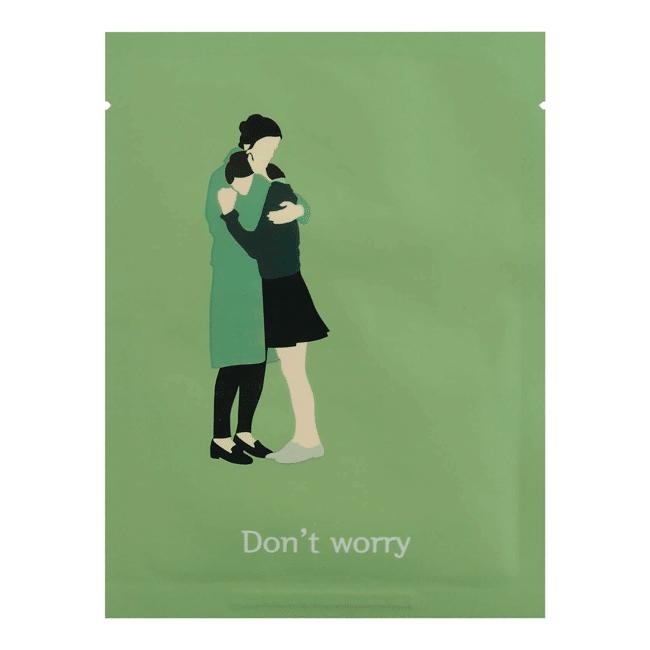 PACKage - Don't Worry Healing Sheet Mask 1