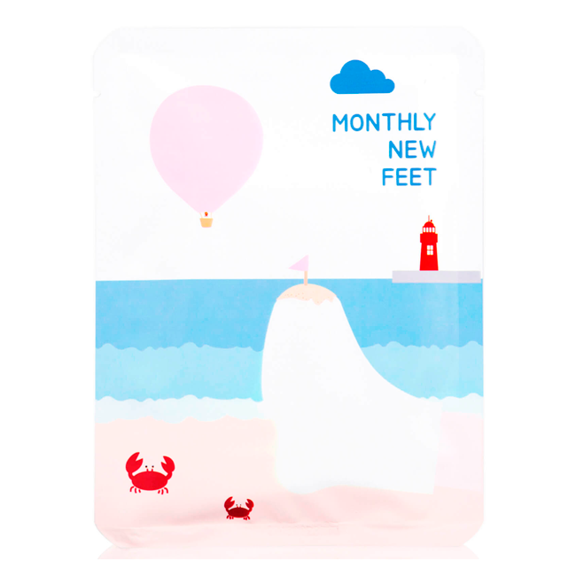 PACKage - Monthly New Feet Foot Pack 1