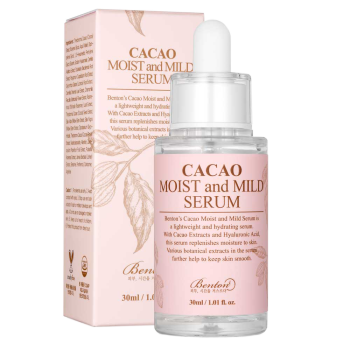 Benton – Cacao Moist and Mild Serum k beauty