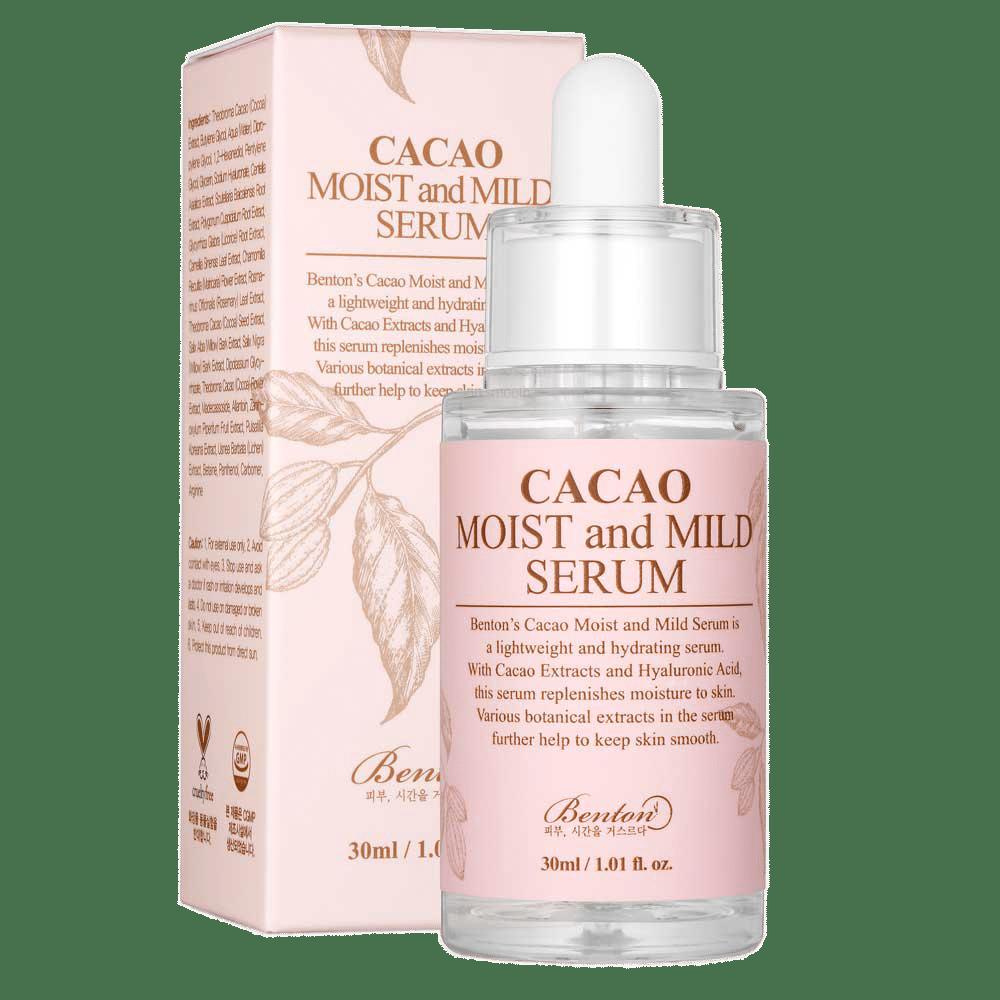 Benton - Cacao Moist and Mild Serum 1