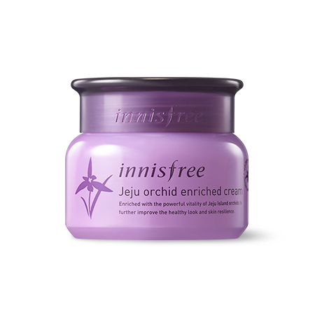 Innisfree - Jeju Orchid Enriched Cream 1