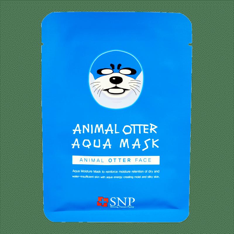 SNP - Animal Otter Aqua Mask 1