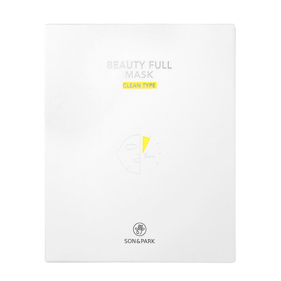 Son&Park - Beauty Full Clean Mask 1