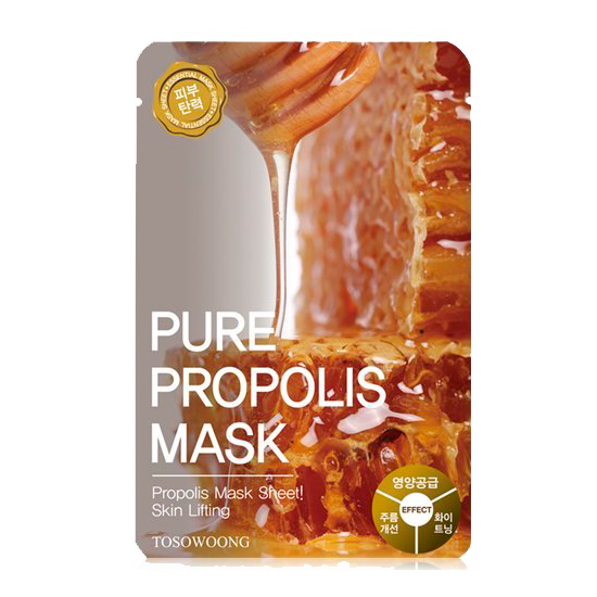 Tosowoong – Pure Propolis Mask k beauty