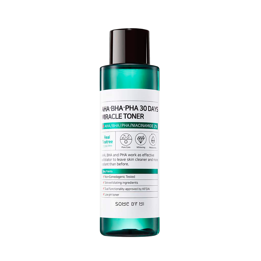 Some By Mi - AHA BHA PHA 30 Days Miracle Toner 1
