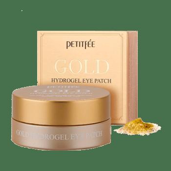 Petitfee – Gold Hydrogel Eye Patch k beauty