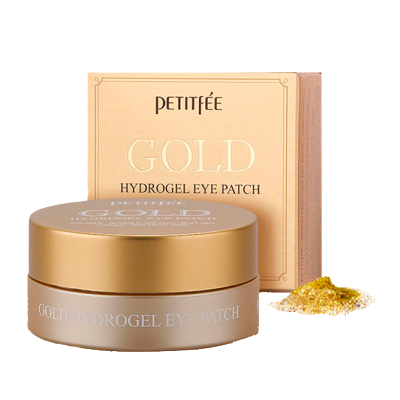Petitfee - Gold Hydrogel Eye Patch 1