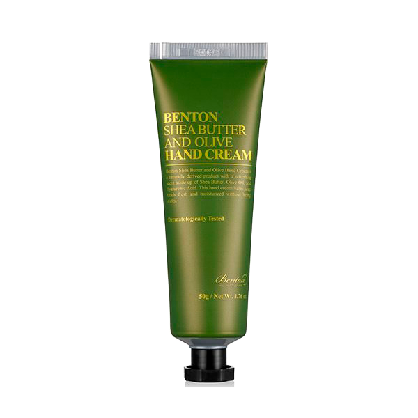 Benton - Shea Butter and Olive Hand Cream 1