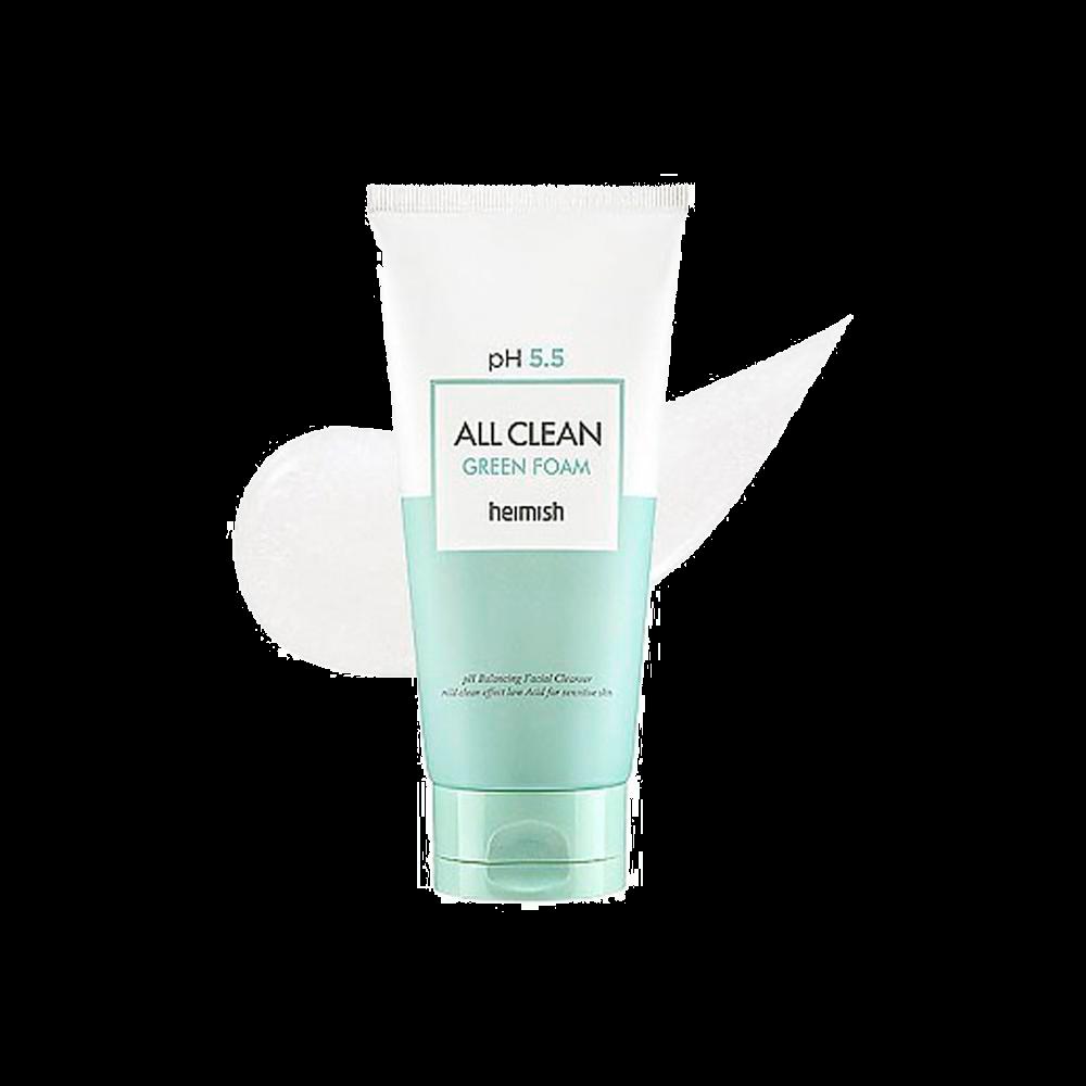 Heimish - All Clean Green Foam pH 5.5 1