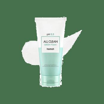Heimish – All Clean Green Foam pH 5.5 k beauty