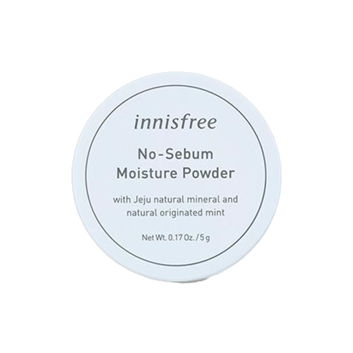 Innisfree - No Sebum Moisture Powder 5g 1