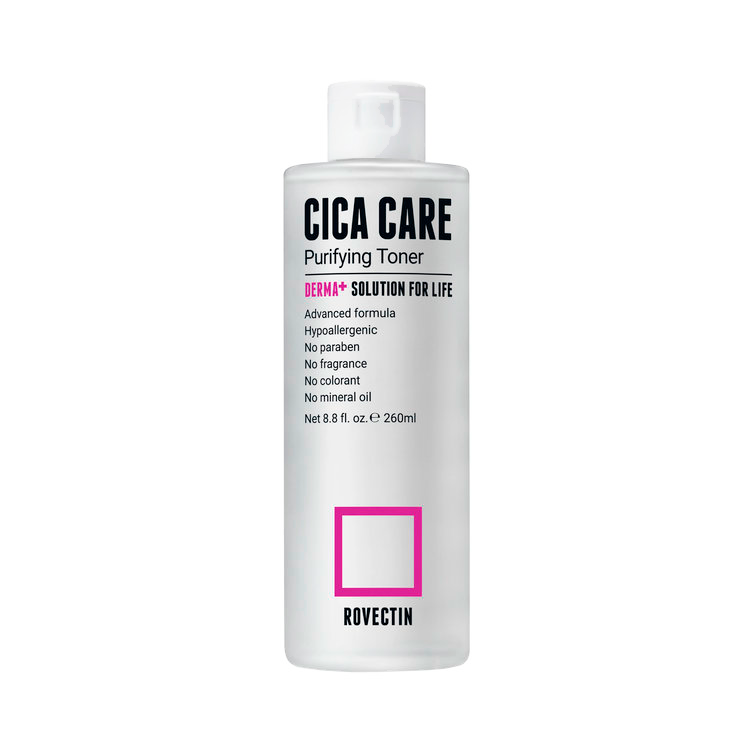 Rovectin - Cica Care Purifying Toner 1