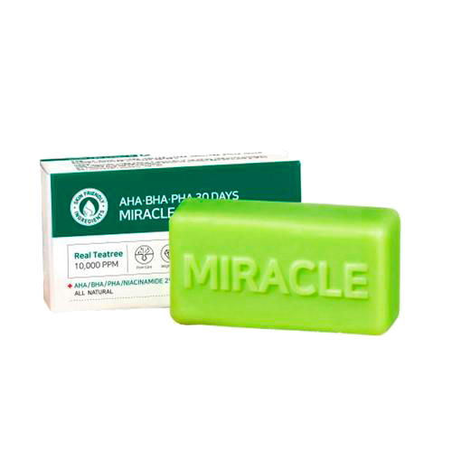 Some By Mi - AHA BHA PHA 30 Days Miracle Cleansing Bar 1