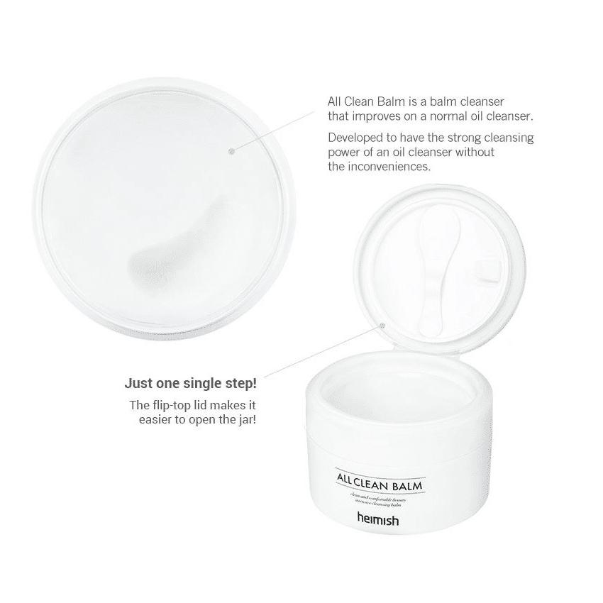 Heimish - All Clean Balm 120 ml. 2