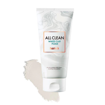Heimish – All Clean White Clay Foam k beauty
