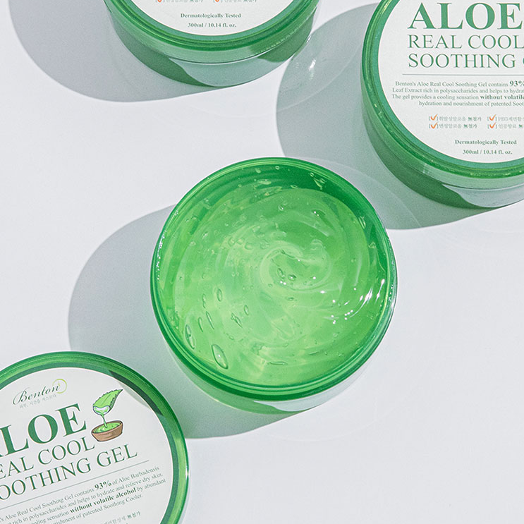 Benton – Aloe Real Cool Soothing Gel k beauty