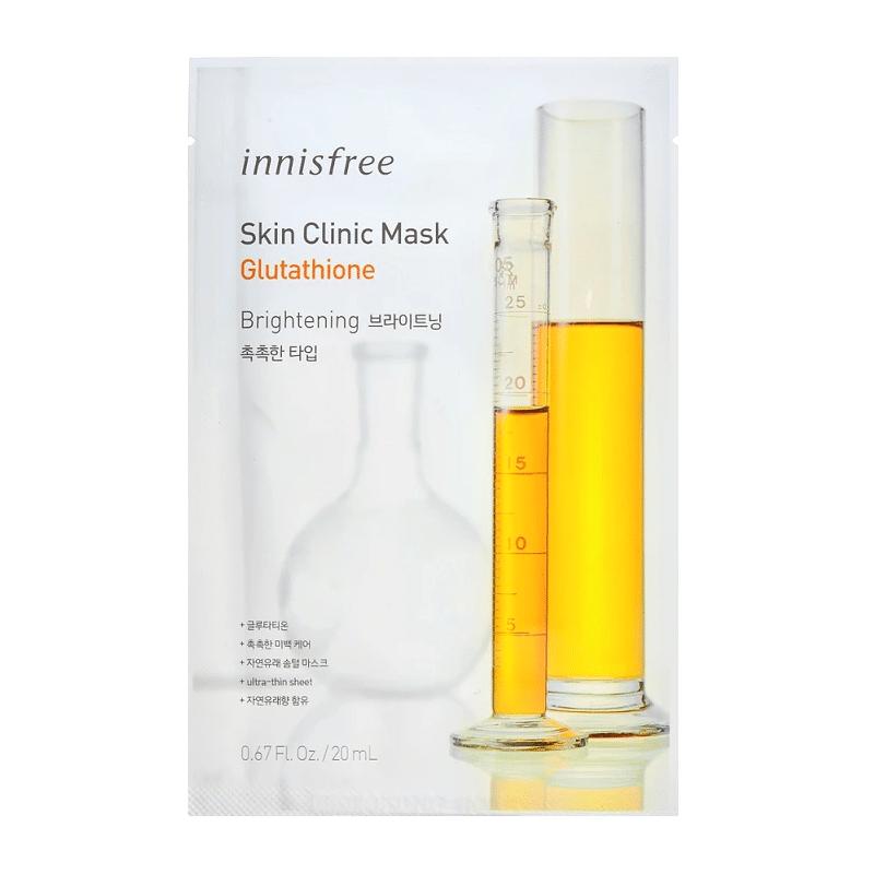 Innisfree - Skin Clinic Mask Glutathione 1
