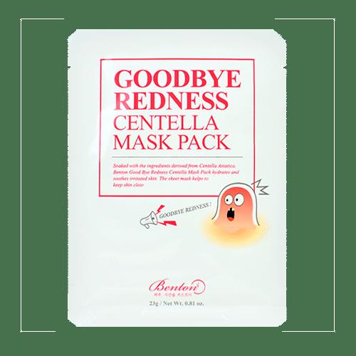 Benton – Goodbye Redness Centella Mask k beauty