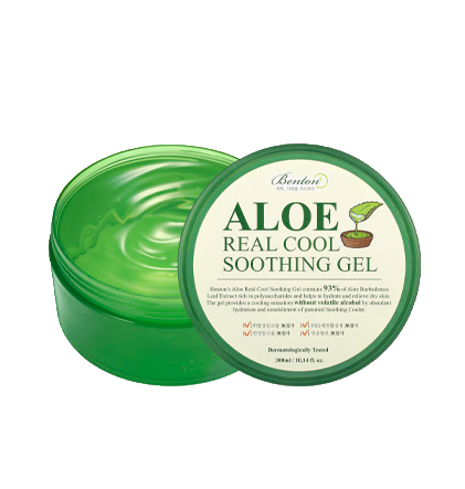 Benton - Aloe Real Cool Soothing Gel 1