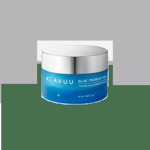 Klavuu – Marine Aqua Enriched Cream (2022.01.23) k beauty