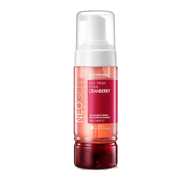 Neogen – Real Fresh Foam Cranberry k beauty