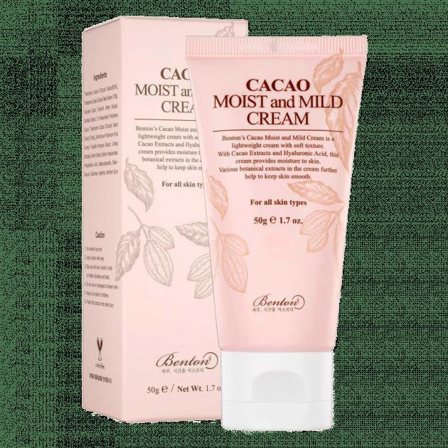 Benton - Cacao Moist And Mild Cream 1