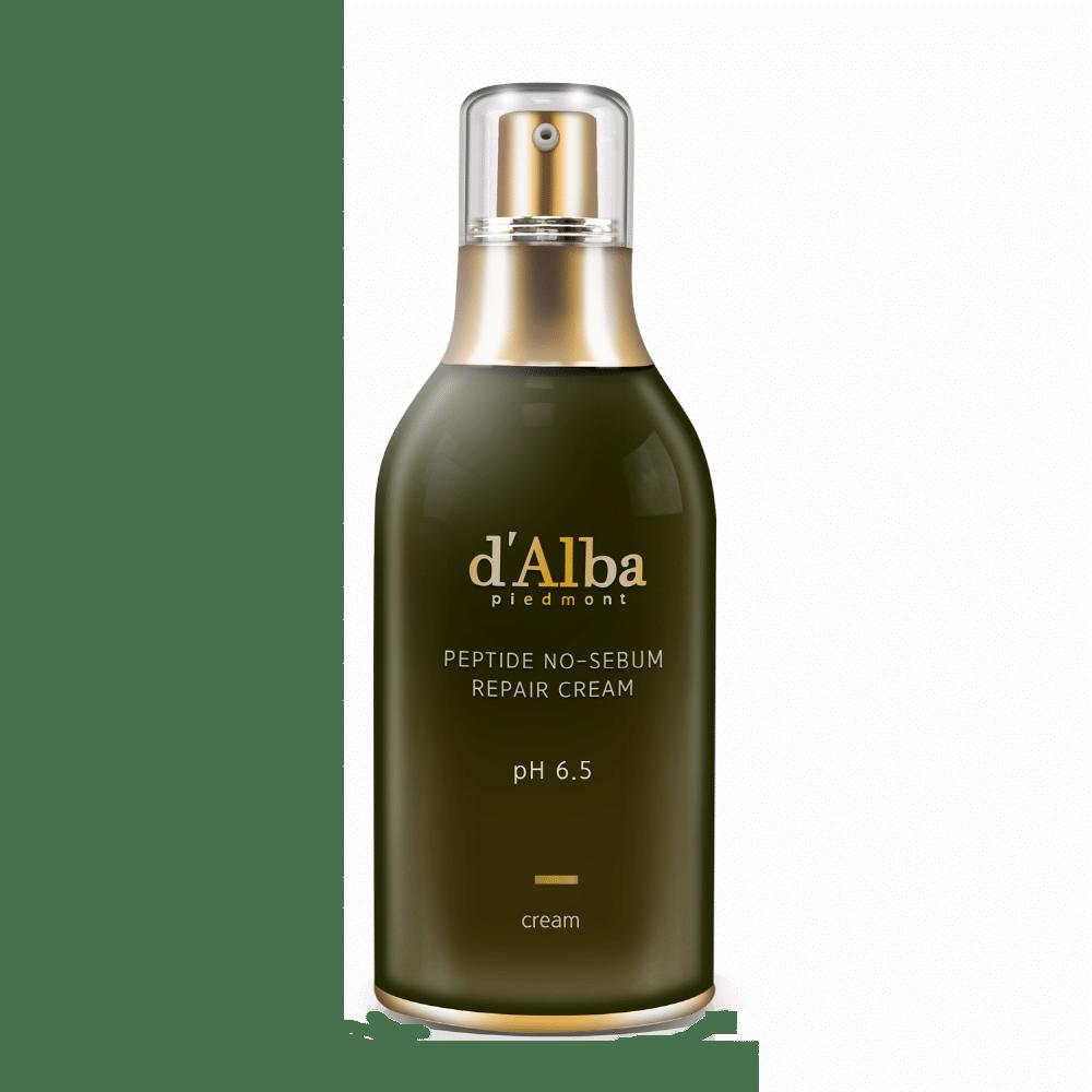 d'Alba - Piedmont Peptide No Sebum Mild Cream 1
