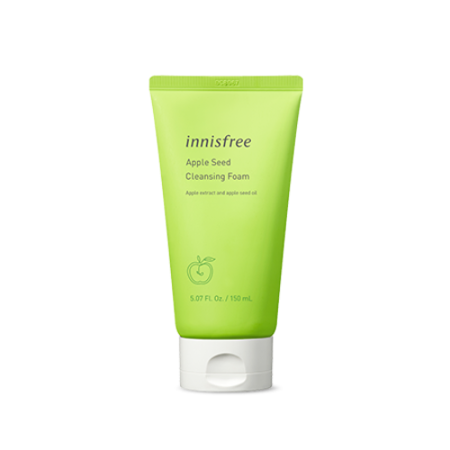Innisfree - Apple Seed Deep Cleansing Foam 1
