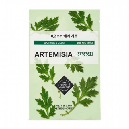 Etude House - 0.2 Therapy Air Mask Artemisia 1