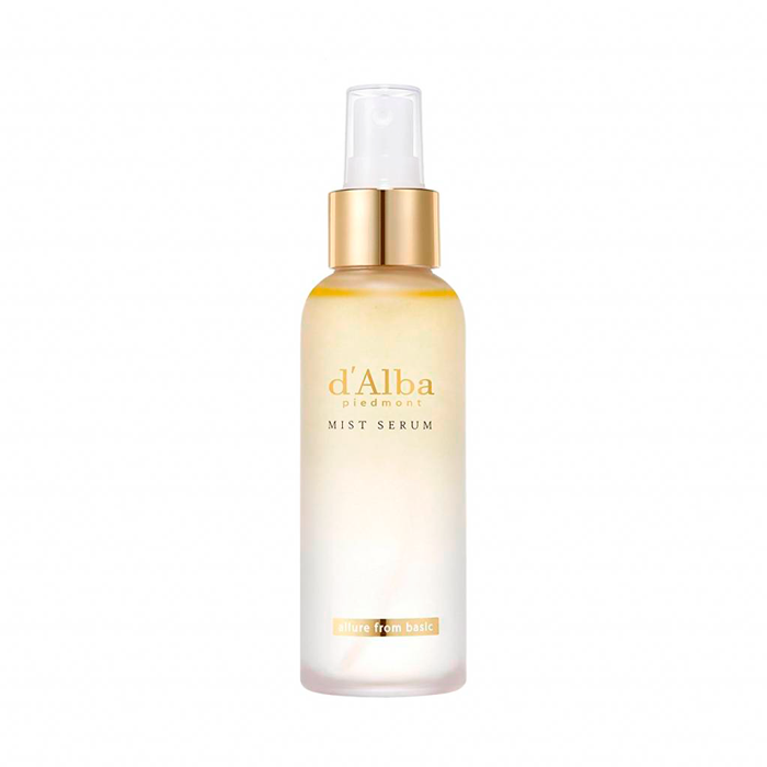d'Alba - White Truffle Mist Serum 100 ml. 1