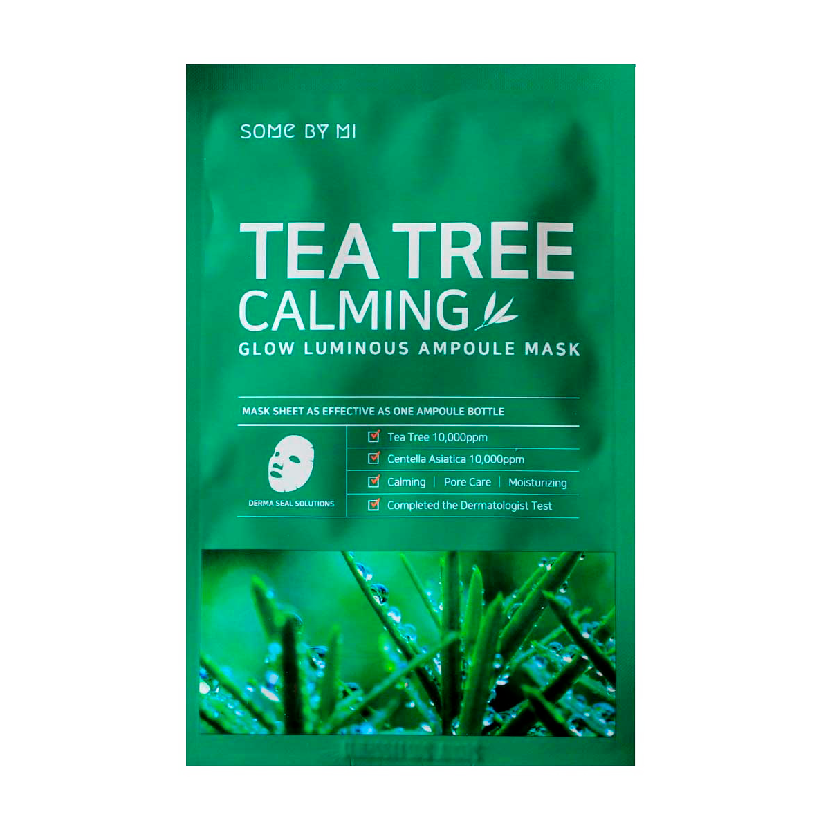 Some By Mi - Tea Tree Calming Ampoule Sheet Mask 1
