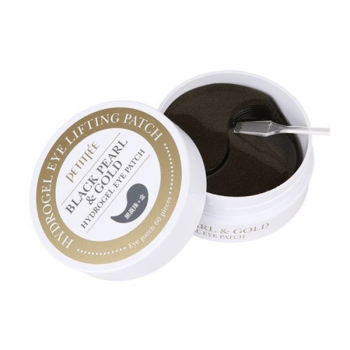Petitfee – Black Pearl & Gold Hydrogel Eye Patch k beauty
