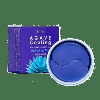 Petitfee – Agave Cooling Hydrogel Eye Mask k beauty