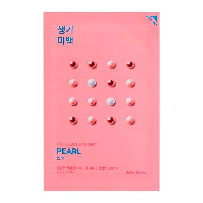Holika Holika - Pure Essence Mask Sheet Pearl 1