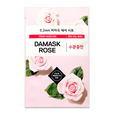 Etude House - 0.2 Therapy Air Mask Damask Rose 1