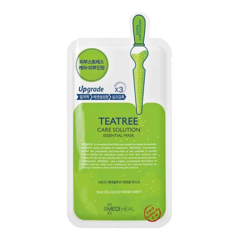 Mediheal - Teatree Healing Solution Essential Mask 1
