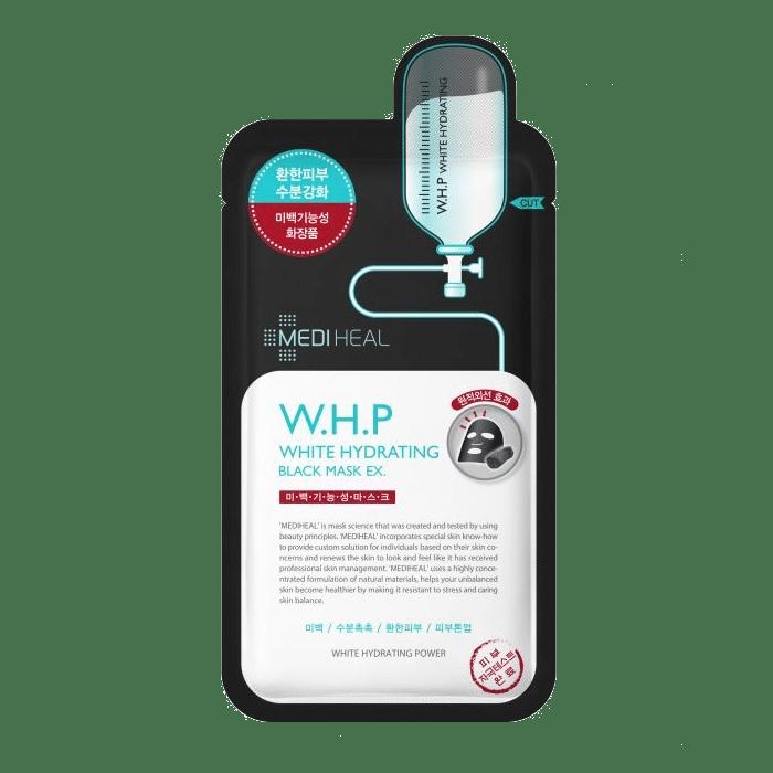Mediheal - W.H.P White Hydrating Black Mask 1