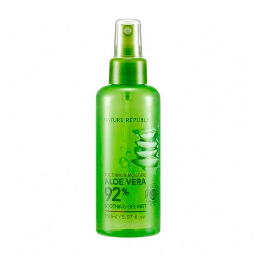 Nature Republic - Aloe Vera 92% Soothing Gel Mist 1